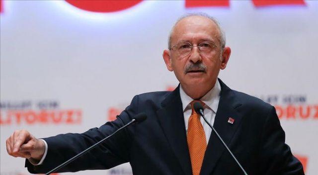Kemal Kılıçdaroğlu'ndan İnce'ye gönderme