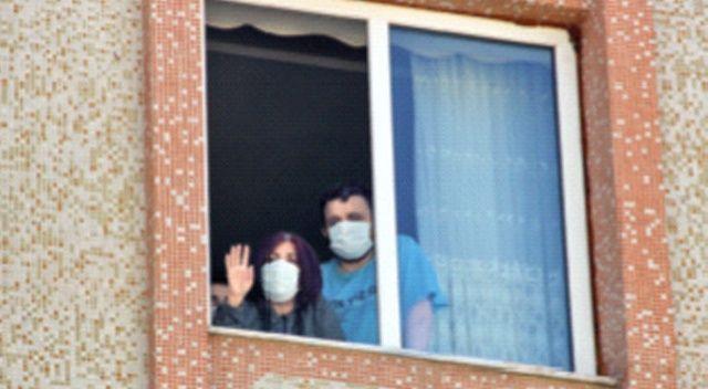 Komşu düğününden virüs kaptılar