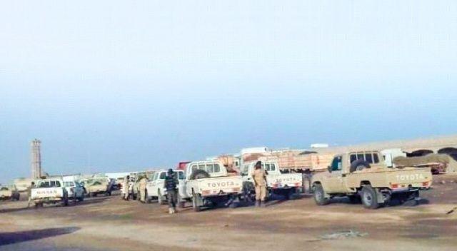 Libya'ya yığınak! Hafter'e destek yağıyor