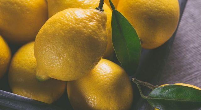 Limon ihracatında izin kalktı, fiyat arttı