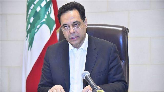 Lübnan Başbakanı Diyab'dan 'erken genel seçim' açıklaması