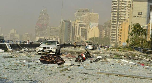 Lübnan'daki patlamada yaralanan Türk vatandaşı: Hayatta kaldığıma inanamıyorum