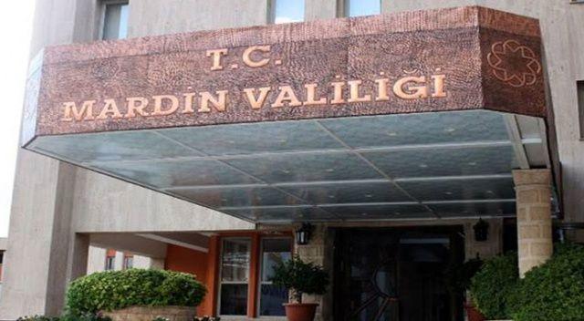 Mardin'de kısmi sokağa çıkma yasağı ilan edildi