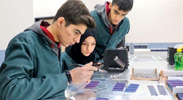 Mesleki eğitim kurslarından 35 bin kişi yararlandı