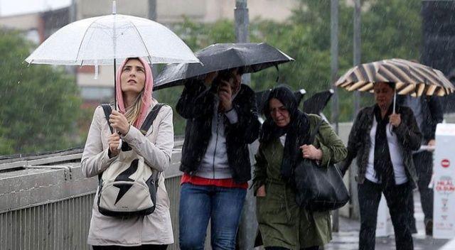 Meteorolojiden son dakika uyarısı! Bu illerde yaşayanlar dikkat