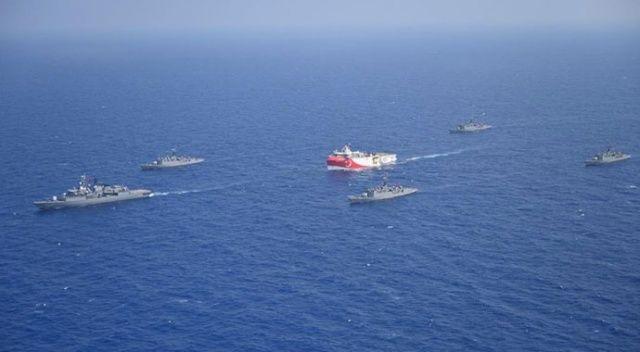 MSB'den Doğu Akdeniz açıklaması