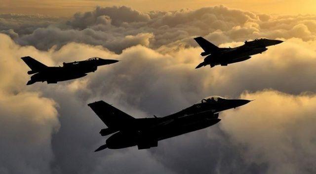 MSB: Irak kuzeyinde 4 terörist etkisiz hale getirildi