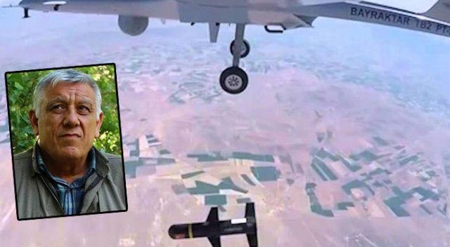 PKK elebaşlarına SİHA operasyonu