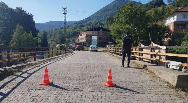 Pozitif vakaların görüldü, köy karantinaya alındı