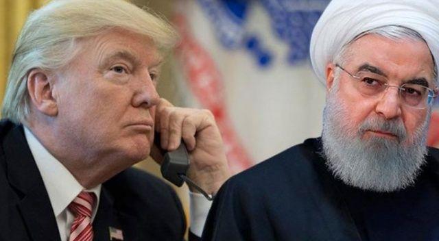 Ruhani'den 'Yeniden seçilirsem İran'la anlaşma yapacağım' diyen Trump'a cevap