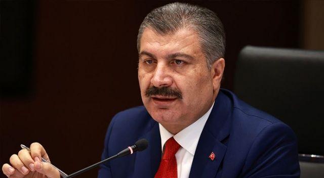 Sağlık Bakanı Koca'dan Kovid-19'a karşı 'tedbir' uyarısı