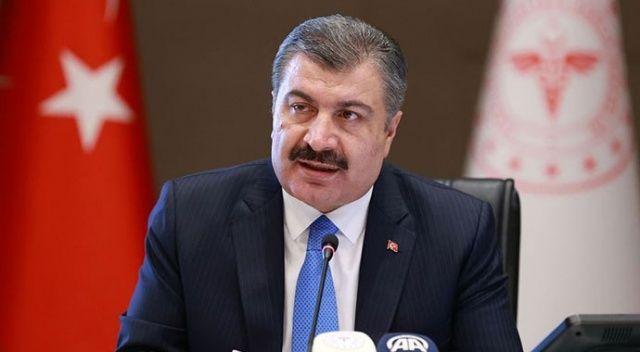 Sağlık Bakanı Koca'dan 'yaşayandan uyarılar' paylaşımı