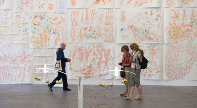 Sanat dünyasına SAHA desteği