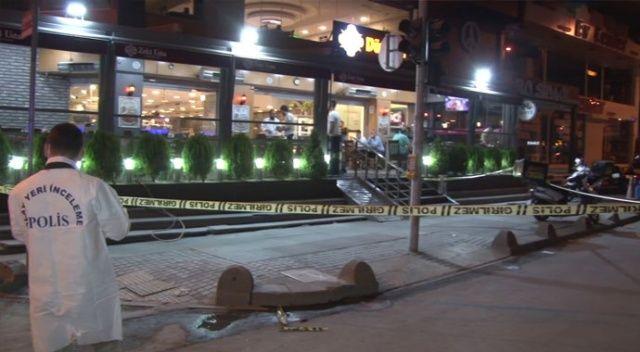 Sancaktepe'de bir restaurant 10 gün içinde 3. kez kurşunlandı
