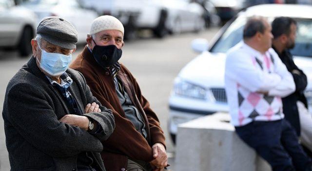 Şanlıurfa'da 65 yaş ve üstü için sokağa çıkma kısıtlaması getirildi