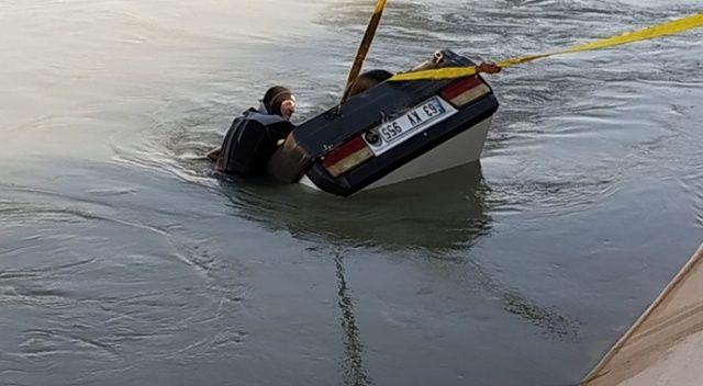 Şanlıurfa'da sulama kanalına otomobil devrildi: 2 ölü