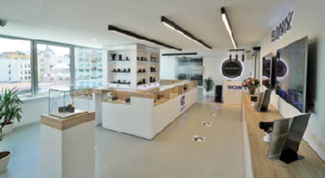 Sony Deneyim Merkezi  Sirkeci'de kapılarını açtı