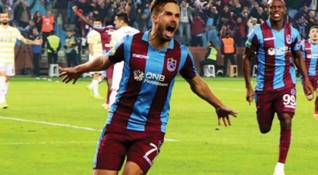 Trabzonspor'da Flip Novak ile yollar ayrıldı