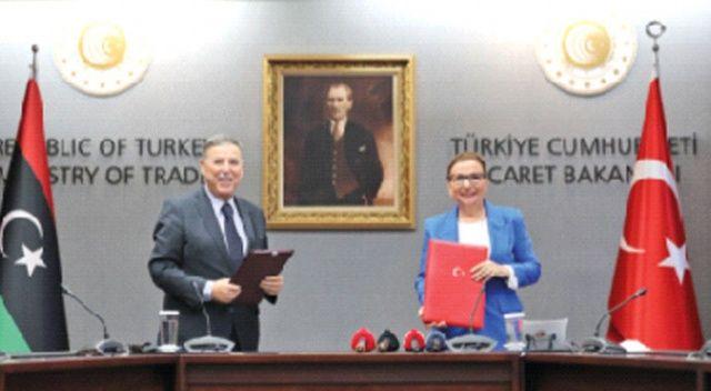 Türk firmalarının Libya'daki problemleri çözülüyor