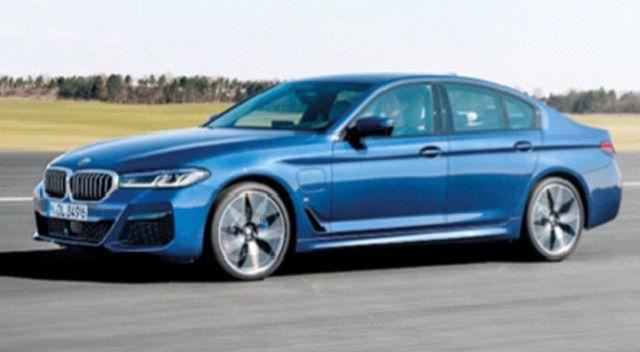 Yeni BMW 5 serisi Türkiye yollarında