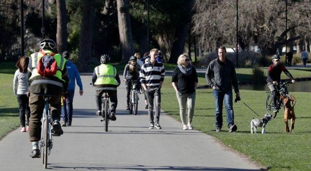 Yeni Zelanda'da 100 gündür yerel vaka görülmedi