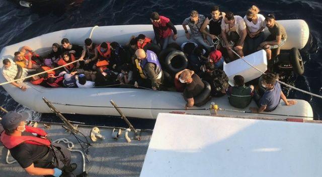 Yunan Sahil Güvenliği yine ölüme itti