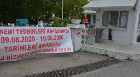 Covid-19 tesis kapattırdı