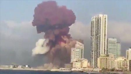 Lübnan'da Hariri liderliğindeki Müstakbel Hareketi: Patlamaya ilişkin ciddi şüpheler bulunuyor