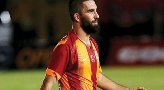 Arda Turan: Galatasaray'ın evladı Arda'yı herkese göstereceğim
