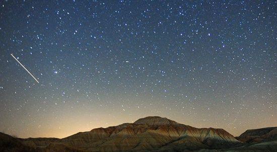 Perseid meteor yağmuru nefes kesti