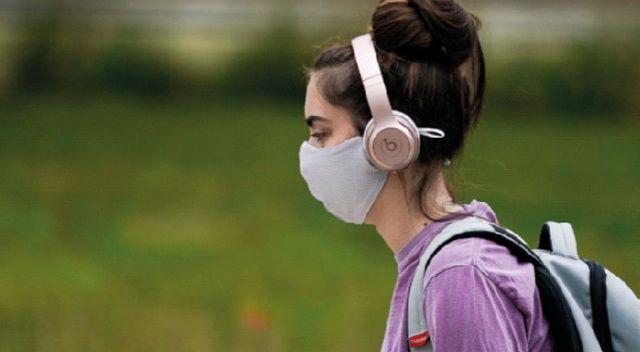 '12 yaş ve  altı, maske  takmayabilir'