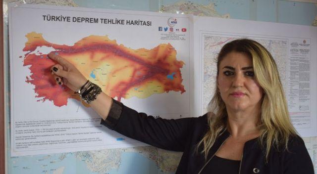 'Marmara Depreminde büyüklük 7.6 olabilir:28 milyonu etkileyecek'