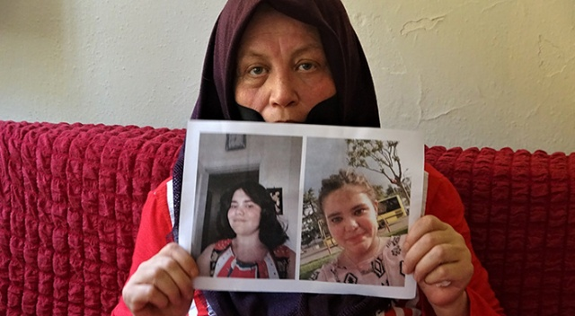 """19 yaşındaki kayıp kızdan gözüyaşlı annesine """"yetiş"""" çağrısı"""