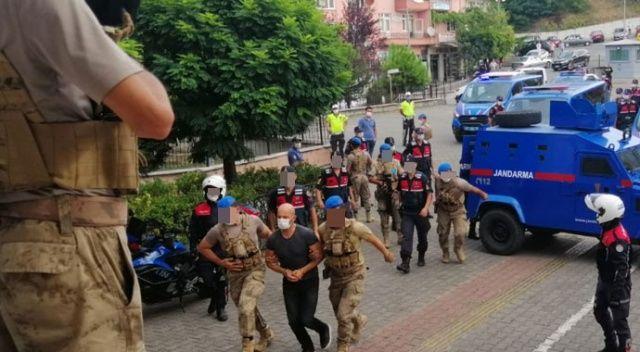 2 kişiyi öldüren zanlılar başka cinayetleri planlarken yakalandı: 4 tutuklu