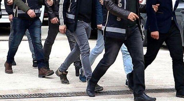 24 'isimsiz' provokasyondan gözaltına alındı