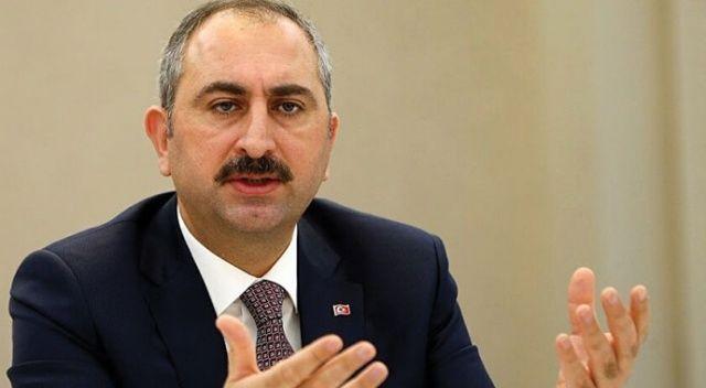 Adalet Bakanı Gül'den 'Halil Sezai' yorumu