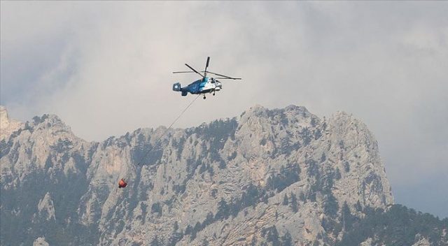 Adana'daki orman yangını 4 gün sonra kontrol altına alındı