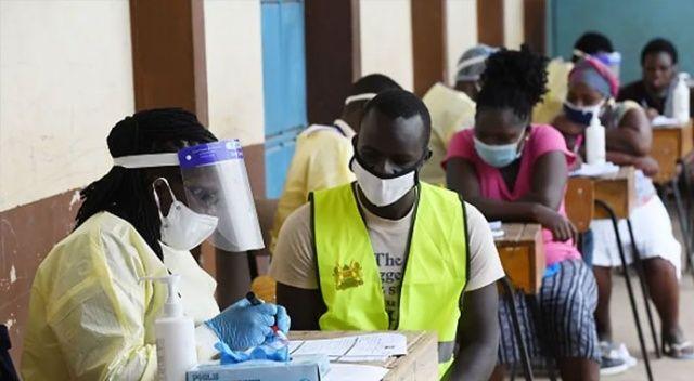 Afrika'da Covid-19 vaka sayısı 1 milyon 420 bini geçti
