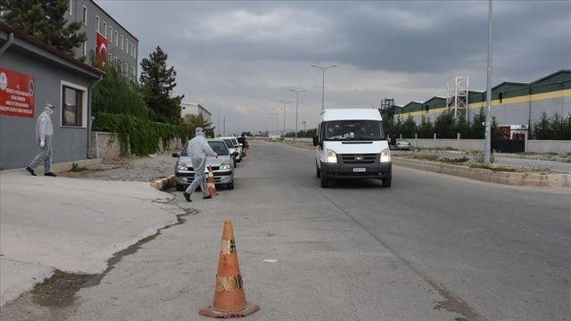 Afyonkarahisar'da 23 asker KYK yurdunda karantinaya alındı