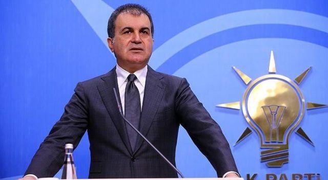 AK Parti Sözcüsü Çelik'ten Macron'a sert tepki