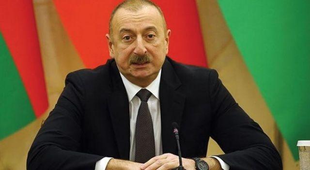 Aliyev: 'Türkiye, Ermenistan'la çatışmada taraf değil, sadece moral desteği sağlıyor'