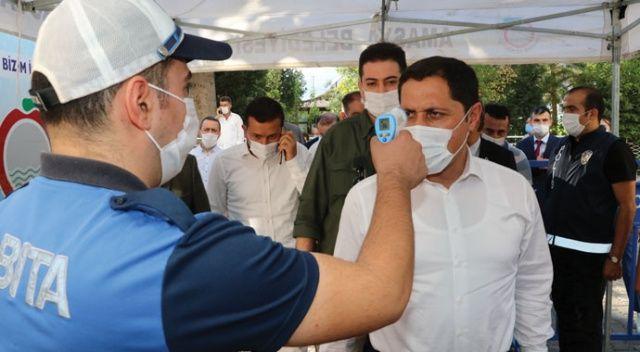 Amasya'da 65 yaş üstüne toplu taşıma kısıtlaması getirildi