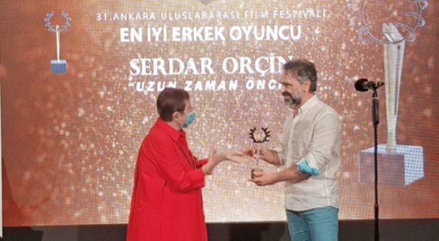 Ankara'da ödül gecesi