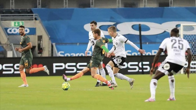 Aytemiz Alanyaspor UEFA Avrupa Ligi'ne veda etti