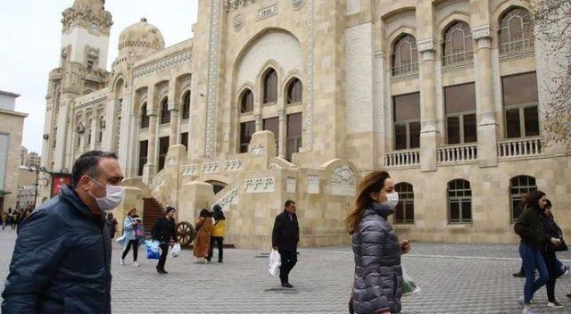 Azerbaycan'da son 24 saatte 92 yeni koronavirüs vakası