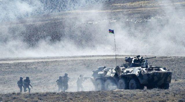 Azerbaycan ordusu ilerliyor