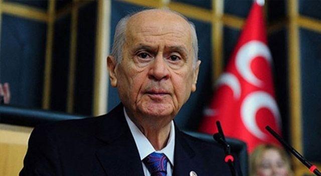 Bahçeli: Hak edene Osmanlı şamarı iner!