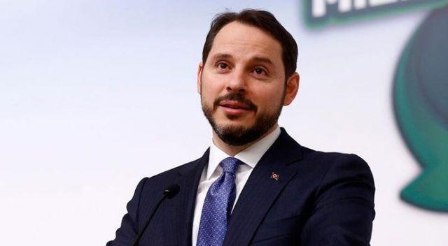 Bakan Albayrak: Avrupa'da tarımda büyüme oranında ikinci sırayı elde ettik