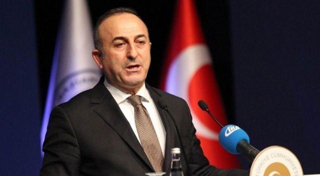 Bakan Çavuşoğlu: Sahada ve masada can Azerbaycan'ın yanındayız