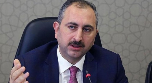 Bakan Gül: Cezaevinde görüntülü görüşme 1 Ekim'de